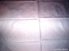 80 x 75 cm fehér damaszt zsúrabrosz  X