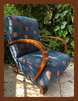 Különleges retro fotel