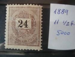 1889 24 kr* kat 5eFt