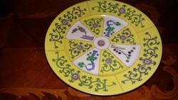 Herendi Siang Yaune  mintás süteményes  tányér