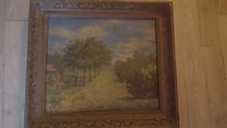 Dresdner Iván festmény