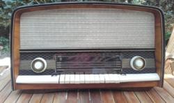 Orion AR612 PACSIRTA antik rádió 1959-ből