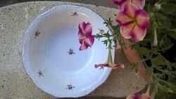 Zsolnay porcelán Köretes tál