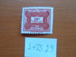 FRANCIA NYUGAT-AFRIKA 10 C 1947 S+ZS29