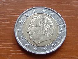 BELGIUM 2 EURÓ 2004 BIMETÁL #