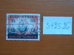 DÉL-AFRIKA 1'6 1953 Helyi motívumok S+ZS26