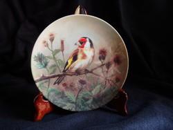 Tirschenreuth madaras (tengelice) tányér