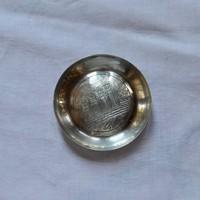 Ezüst gyűrűtartó