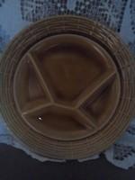 Sarreguemines osztott tányérok