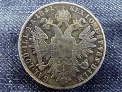 Ausztria V. Ferdinánd (1835-1848) .833 ezüst 1 Tallér 1841 A/id 9478/