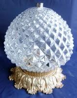 Mennyezeti kristály lámpa!