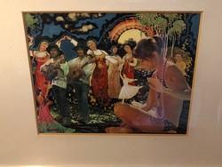 B. Hajdú László: Balett bébi collage