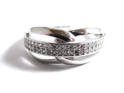 Ezüst női köves gyűrű (D25-Ag81058)