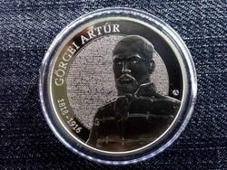 Görgei Artúr születésének 200. évfordulójára .925 ezüst 10000 Forint 2018 BP PP/id 10158/