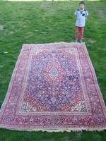 Hatalmas antik perzsa szőnyeg 311 x 197 cm!