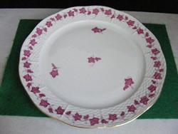 Herendi lapos tányér------------------------------------------------