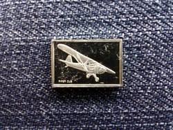 USA Franklin Repülős Mini-Ingot Gyűjtemény Piper Cub .925 ezüst 1979/id 10091/