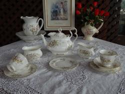 """ROYAL ALBERT  """" Haworth """" Angol csont porcelán teás szépségek"""