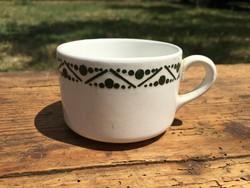 Gránit zöld mintás csésze
