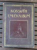 Kossuth emlékalbum  Kovács Dénes