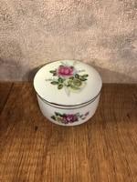 Porcelán kis doboz