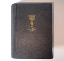 Régi kiadású Énekeskönyv Magyar Reformátusok használatára vallási zsoltár könyv