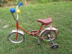 Régi gyermek kerékpár