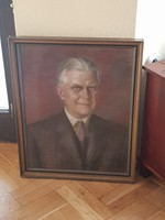 Emanuel - Laky Dezső portréja