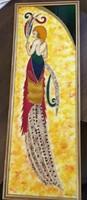 Kandikó Éva üvegfestmény