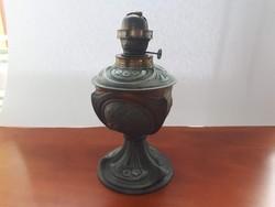Régi budapesti lámpagyár petróleum lámpa