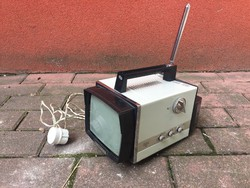Retro orosz szovjet tv vl-100