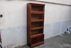 Lingel vitrin könyvszekrény tároló