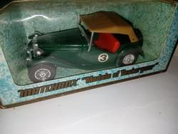 Matchbox Y-8 1945 MGTC