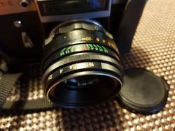ZENIT - E fényképezőgép