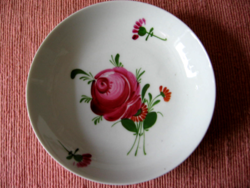 Antik rózsás tálka Tannowa
