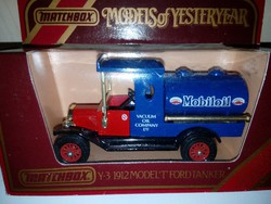 Matchbox Y-3 1912 MODEL 'T' FORD TANKER