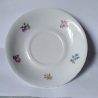 Szép virágos teás csésze alj (02)