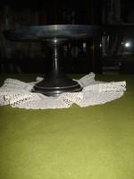 Ezüstözött asztalközép