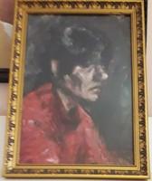 Koszta: Női portré