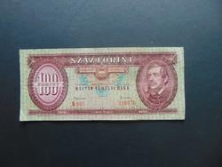 100 forint 1962 B 661
