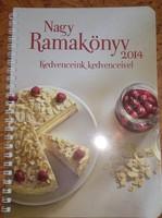 Nagy Rama könyv 2014. Receptek