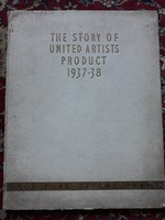 The Story of United Artists Product 1937-38