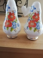 Porcelán só-bors szoró
