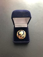 Antik Francia arany gyűrű