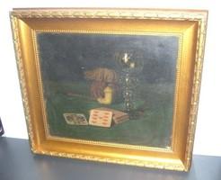 Ismeretlen festő alkotása eladó!