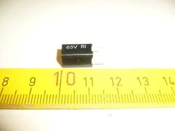 10000pF kondenzátor 63V régi kb.1-2% ritka-VINTAGE PARTS-GL-20-
