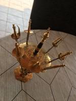 Toledo kards,komplet