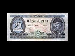 20 FORINT -  AZ UTOLSÓ SZÉRIÁBÓL - 1980
