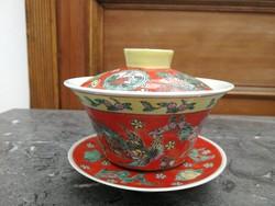 Kínai teázó edény