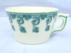 Zsolnay antik vastagfalú csésze